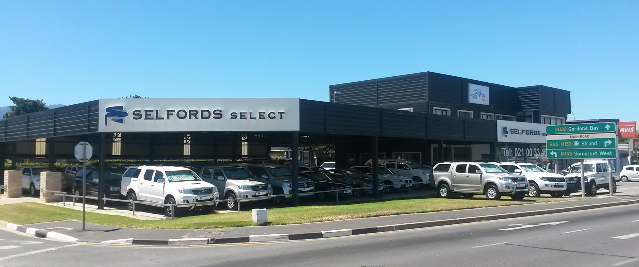 Selfords select home selfords select for Select home